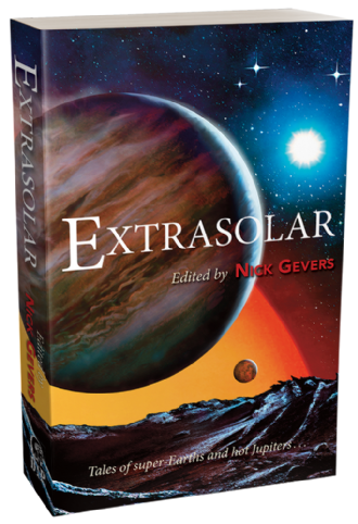 Extrasolar [trade paperback] edited by Nick Gevers